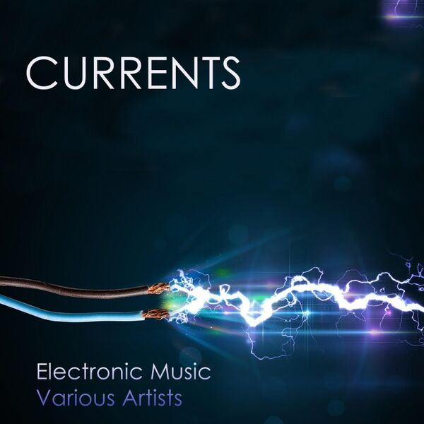 Cover art for Currents